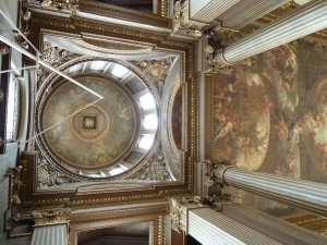 Picture of the Painted Hall Greenwich