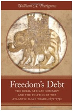 Freedom's Debt book cover