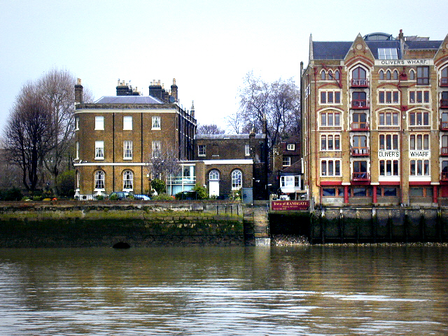 The Town of Ramsgate Wapping