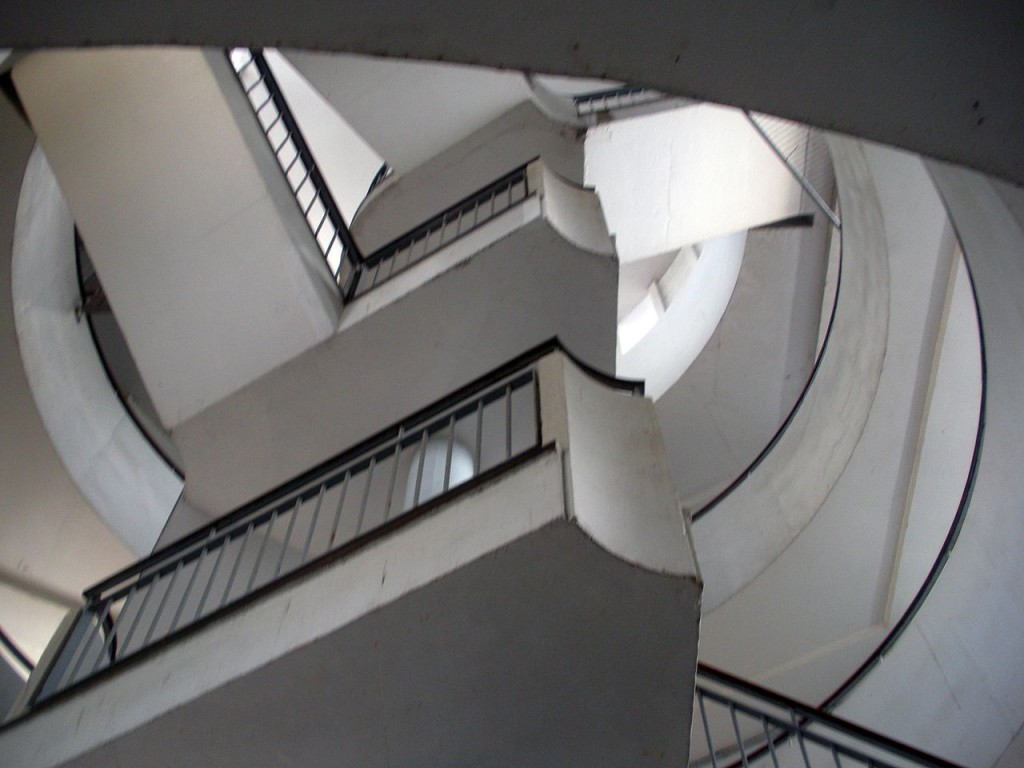 Staircase Bevin Court