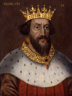 King Henry I by Unknown artist, oil on panel, 1590-1610 © National Portrait Gallery, London