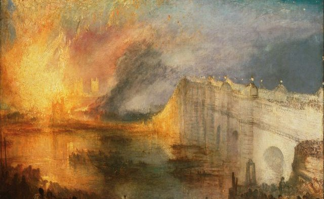 The Great Fire of Westminster