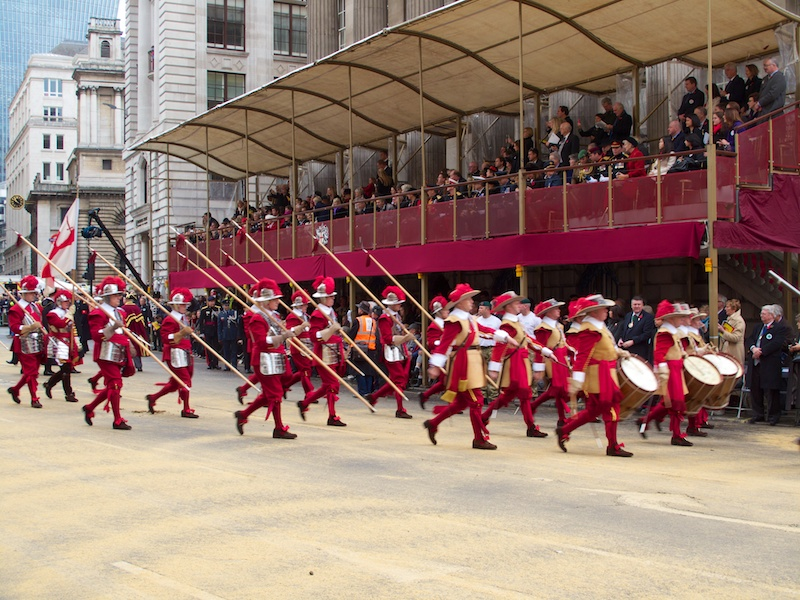 The Company of Pikemen and Musketeers