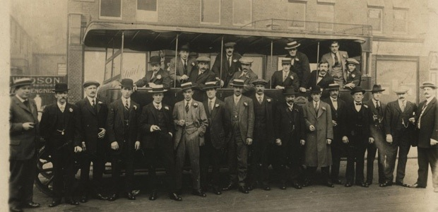 Billy Kimber and the Birmingham Mob - The Real London of Peaky Blinders Walking Tour