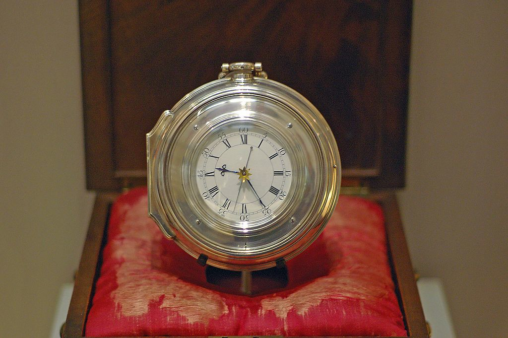 Harrison's Chronometer H5
