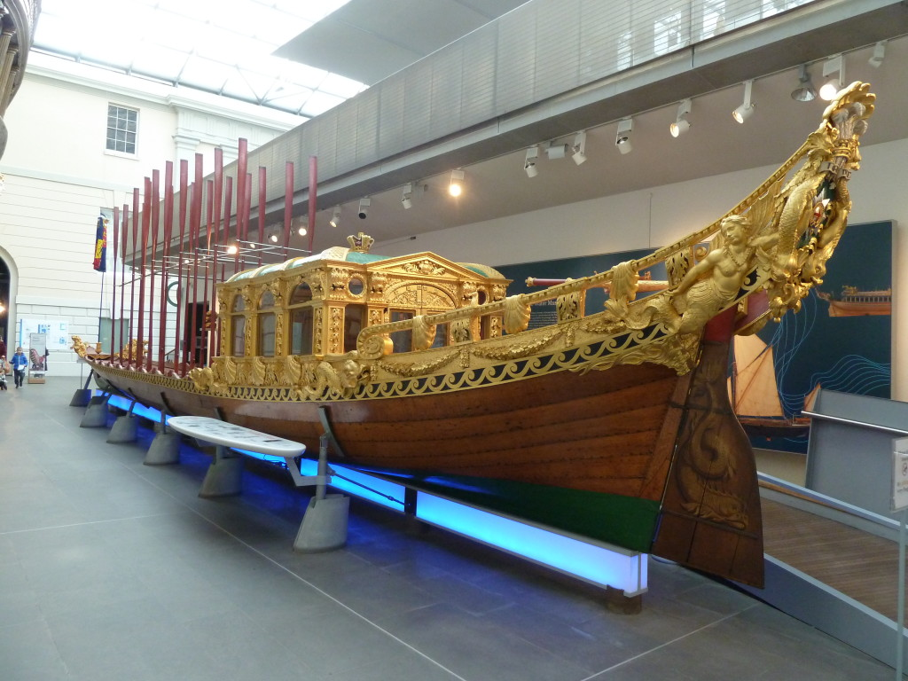 Prince Frederick's Barge