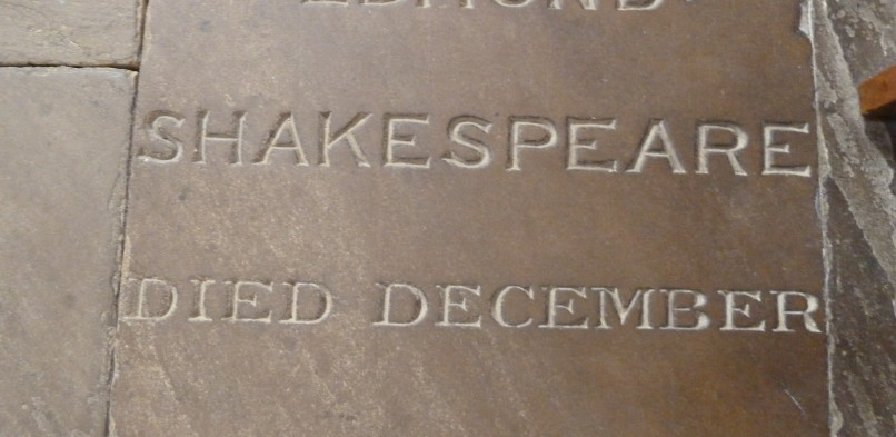 So Where is Shakespeare's Brother?