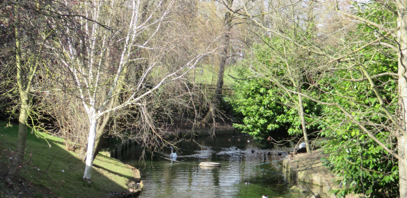 Walking the hidden Tyburn river