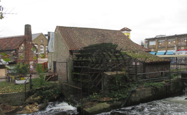 A wander along the Wandle in Merton – and the Abbey that never was