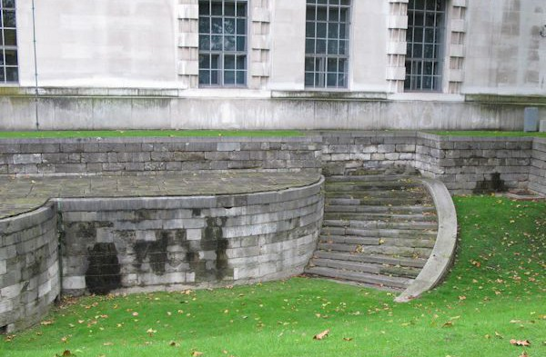 Queen Mary's Steps – a remnant of London's lost riverside