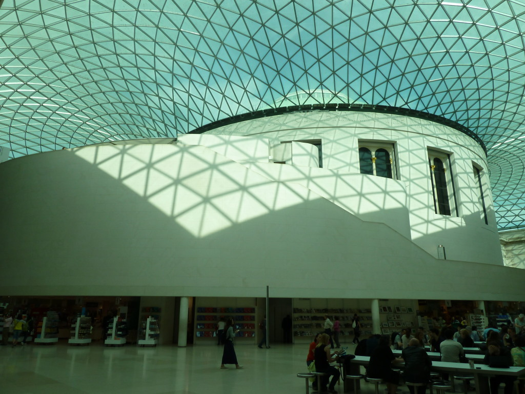 The Great Court British Museum