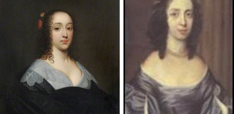 Ann vs. Lucy: Two London women and the English Civil War