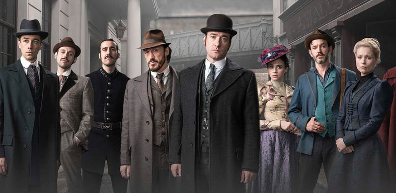 The Real London of Ripper Street