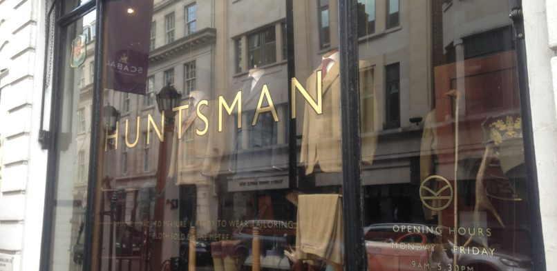 Huntsman and The Kingsman