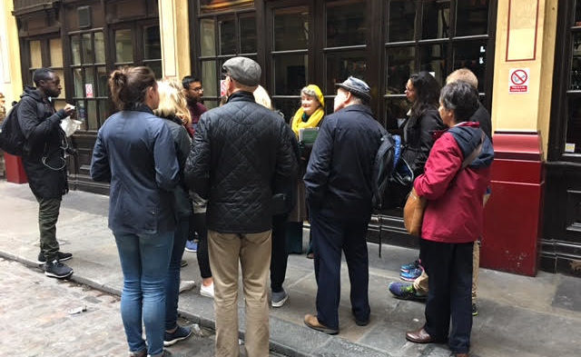 Open House – Leadenhall Market